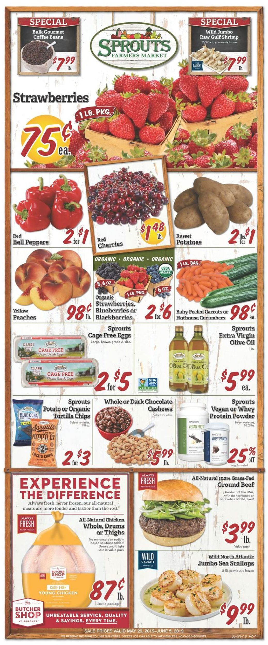 Sprouts Current Weekly Ad 05 29 06 05 2019 Weekly Ad 24 Com