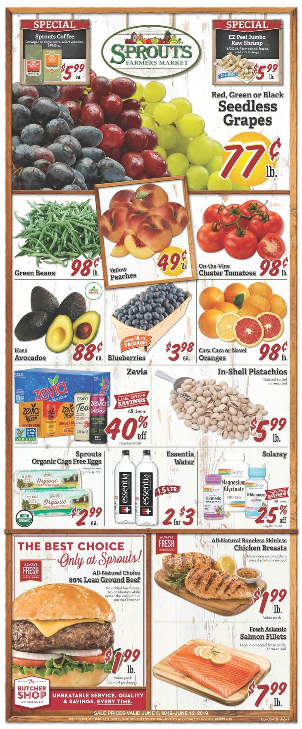 Sprouts Current weekly ad 06/05 - 06/12/2019 - weekly-ad-24 com