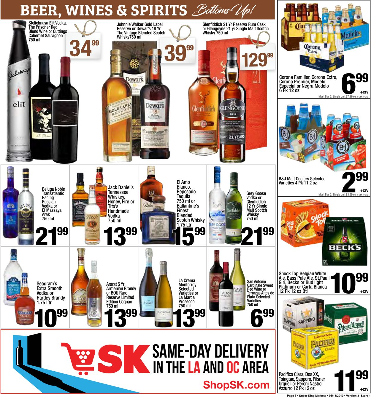 Super King Market Current Weekly Ad 05/15