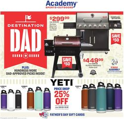 Catalogue Academy Sports from 06/08/2020