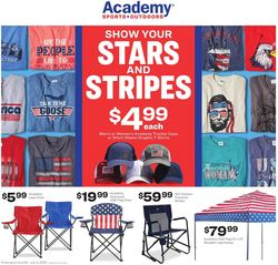 Catalogue Academy Sports from 06/29/2020