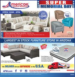 Catalogue American Furniture Warehouse from 05/11/2020