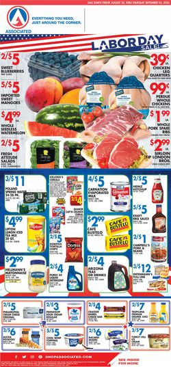 Catalogue Associated Supermarkets from 08/28/2020