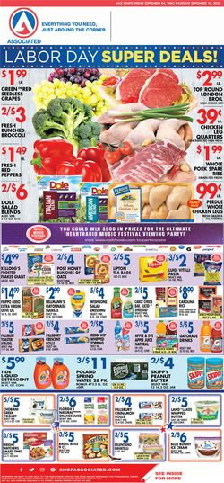 Catalogue Associated Supermarkets from 09/04/2020