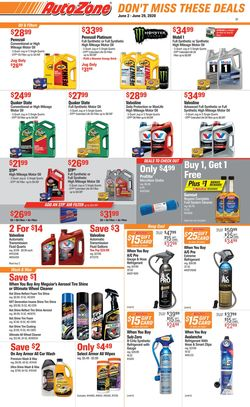 Catalogue Autozone from 06/02/2020