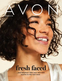 Catalogue Avon from 06/09/2020