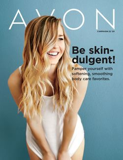 Catalogue Avon from 09/29/2020
