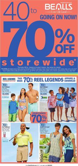 Catalogue Bealls Florida from 03/01/2020