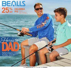 Catalogue Bealls Florida from 06/11/2020