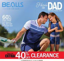 Catalogue Bealls Florida from 06/14/2020