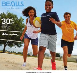 Catalogue Bealls Florida from 07/12/2020