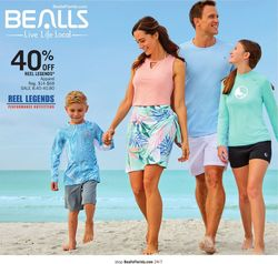 Catalogue Bealls Florida from 08/23/2020