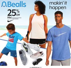 Catalogue Bealls Florida from 08/30/2020