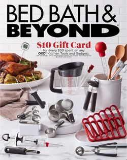 Bed Bath and Beyond - Black Friday Ad 2019