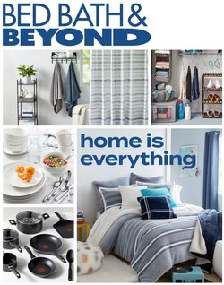 Catalogue Bed Bath and Beyond from 08/03/2020