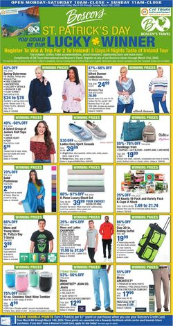 Catalogue Boscov's from 03/06/2020
