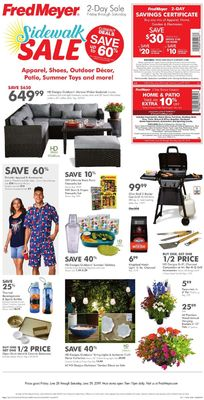 Fred Meyer Current weekly ad 05/08 - 05/14/2019 [4] - weekly