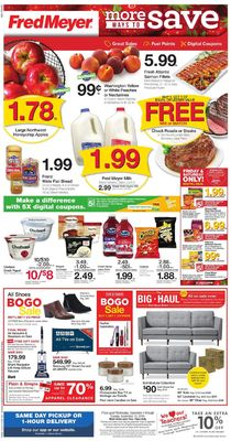 Fred Meyer Current weekly ad 05/22 - 05/28/2019 [8] - weekly