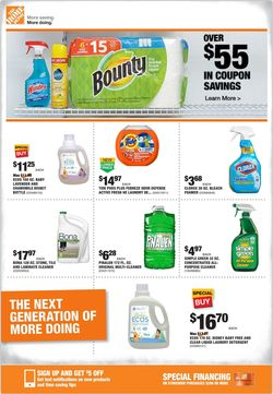 Home Depot Current weekly ad 06/23 - 06/26/2019 - weekly-ad