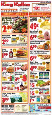 King Kullen Current weekly ad 08/30 - 09/05/2019 [4