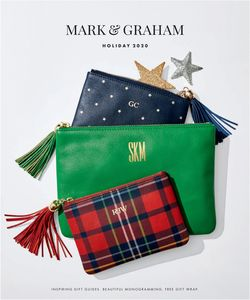 Catalogue Mark and Graham from 10/14/2020