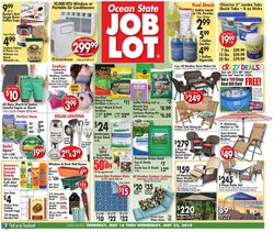 Ocean State Job Lot weekly-ad
