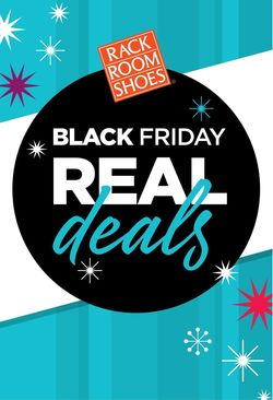 Catalogue Rack Room Shoes - Black Friday Ad 2019 from 11/01/2019