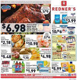 Current weekly ad Redner's Warehouse Market