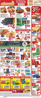 Shaw's weekly-ad