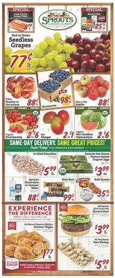 Sprouts Current weekly ad 06/26 - 07/31/2019 [21] - weekly