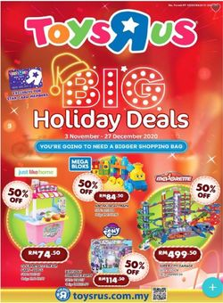 Current weekly ad Toys''R''Us