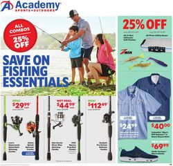 Academy Sports weekly-ad