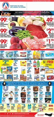 Associated Supermarkets weekly-ad