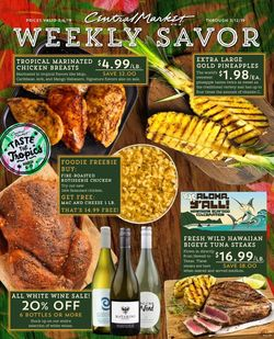 Central Market weekly-ad