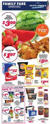 Family Fare weekly-ad