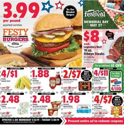 Festival Foods weekly-ad