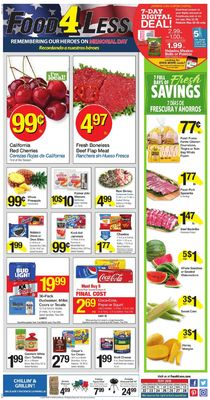 Food 4 Less weekly-ad