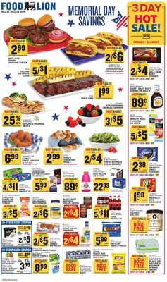 Food Lion weekly-ad