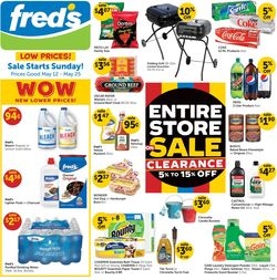 fred's weekly-ad
