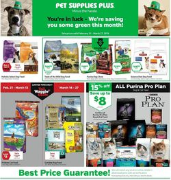 Pet Supplies Plus weekly-ad