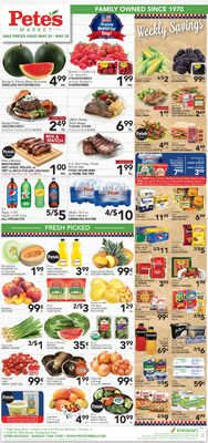 Pete's Fresh Market weekly-ad