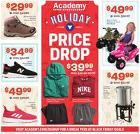 Catalogue Academy Sports from 11/04/2019