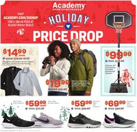 Catalogue Academy Sports - Black Friday Ad 2019 from 11/11/2019
