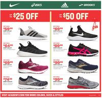 Catalogue Academy Sports from 11/18/2019