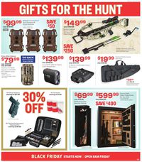 Catalogue Academy Sports - Black Friday Ad 2019 from 11/26/2019