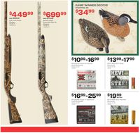 Catalogue Academy Sports - Holiday Ad 2019 from 12/04/2019