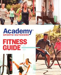 Catalogue Academy Sports from 12/23/2019