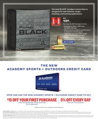 Catalogue Academy Sports from 03/11/2020