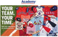 Catalogue Academy Sports from 03/30/2020
