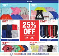 Catalogue Academy Sports from 04/06/2020